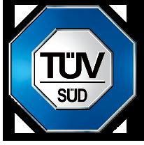 TUV SUD certyfikat
