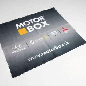 Ściereczki z mikrofibry - ściereczki - Motor Box