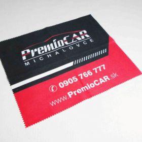 Ściereczki z mikrofibry - ściereczki - Premio Car