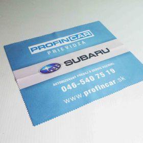 Ściereczki z mikrofibry - ściereczki - Subaru