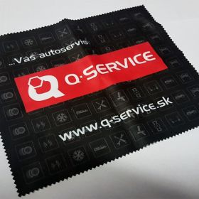 Ściereczki z mikrofibry - ściereczki - Q - Service