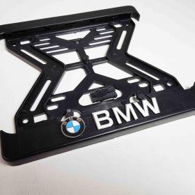 ramki do tablic motocykl - uchwyty na tablice rejestracyjne - BMW
