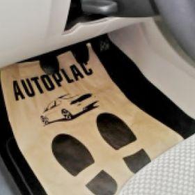 Papierowe dywany ochronne do garaży - Autoplac