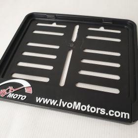 ramki do tablic motocykl - uchwyty na tablice rejestracyjne - Ivo Motors