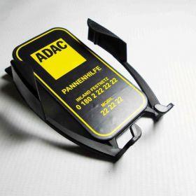 Uchwyt na telefon komórkowy - referencje - ADAC