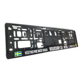 Referencje ramki do tablic rejestracyjne - Volvoshop