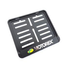 ramki do tablic motocykl - uchwyty na tablice rejestracyjne - Motorex