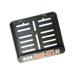 ramki do tablic motocykl - uchwyty na tablice rejestracyjne - Quad-ATV