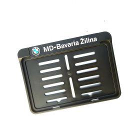ramki do tablic motocykl - uchwyty na tablice rejestracyjne - MD Bavaria Žilina