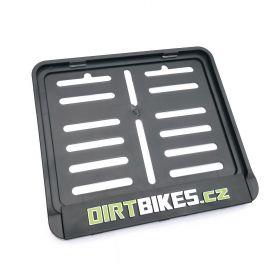 ramki do tablic motocykl - uchwyty na tablice rejestracyjne - Dirt Bikes