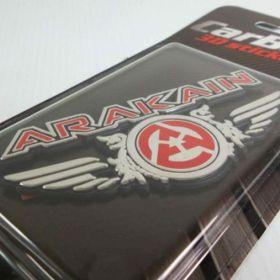 Naklejki 3D - naklejki samochodowe - Arakain