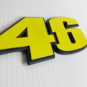 Naklejki 3D - naklejki samochodowe - The Doctor 46