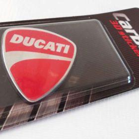 Naklejki 3D - naklejki samochodowe - Ducati