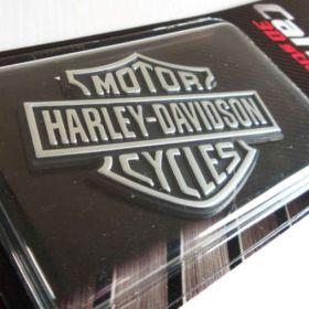 Naklejki 3D - naklejki samochodowe - Harley - Davidson