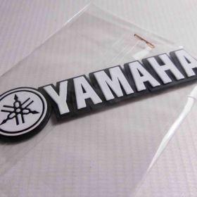 Naklejki 3D - naklejki samochodowe - Yamaha