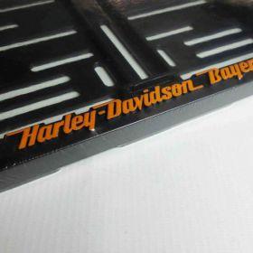 ramki do tablic motocykl - uchwyty na tablice rejestracyjne - Harley - Davidson