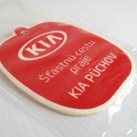 Perfumy samochodowe - referencje - Kia