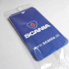 Perfumy samochodowe - referencje - Scania