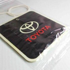 Perfumy samochodowe - referencje - Toyota