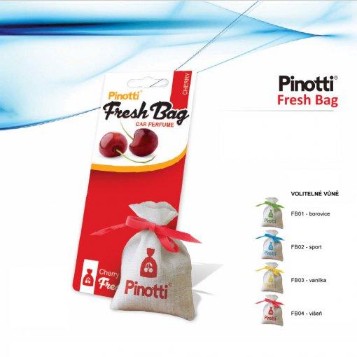 Odświeżacz powietrza w torbie - Pinotti Fresh Bag