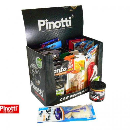 Zestaw startowy Pinotti MIX 25 sztuk zapachów