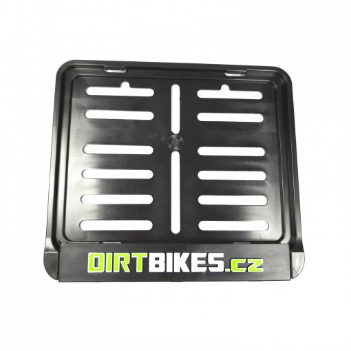 Ramka do tablic moto Dirt Bikes