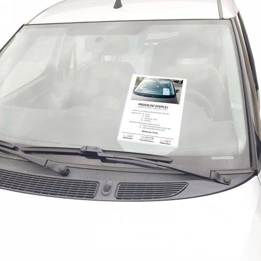 Wyświetlacz sprzedaży A4 do używanych samochodów
