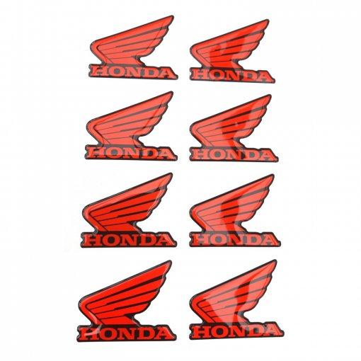Naklejka żywiczna Honda
